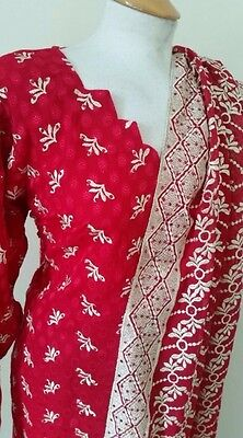 Indian wedding lengha salwar Kameez Shalwar plus size XXXXL 22/24 XXL 52 chest