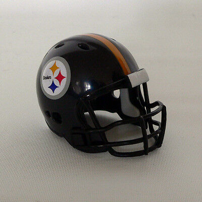 NFL Riddell Mini Helm - Pittsburgh Steelers - American Football - Mini Helmet