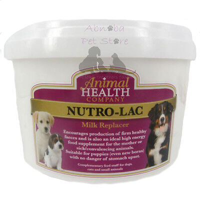NutroLac whelping Puppy Kitten Milk high in energy & nutrients easy on stomach