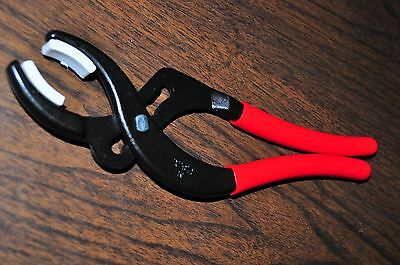 Proto J253G 9-1/2-Inch Connector Soft Jaw Cannon Plug Pliers Made in USA New!