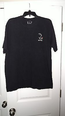 Beauty And The Beast: Broadway Musical T Shirt Size Large Adult Blk NEW