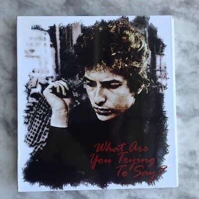 Bob Dylan What Are You Trying To Say ? 2 disc cd set