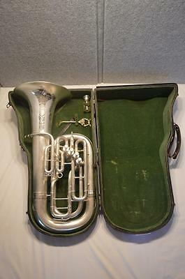 Antique 1910 Martin 4 Valve Baritone / Euphonium - Pristine Condition