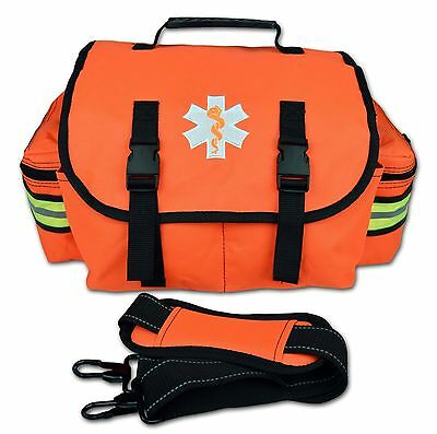 Lightning X Small EMT Medic First Responder Trauma EMS Jump Bag w/ Dividers