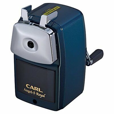 Karujimu-ki pencil sharpener Angel 5 Royal Blue A5RY-B