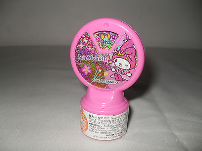 New 2012 Sanrio MY MELODY Lucky Spin Self-Inking Stamp