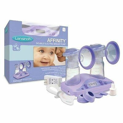 Lansinoh double 2 in 1 electric breast pump