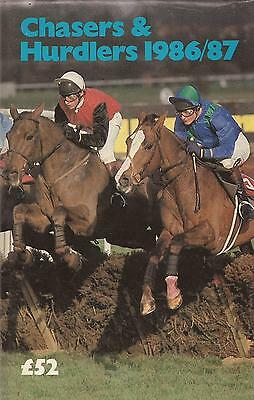 Horse Racing: Timeform chasers and hurdlers 1986/87