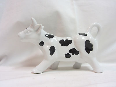 Black & White Porcelain Spotted Cow Creamer Pier 1 Imports