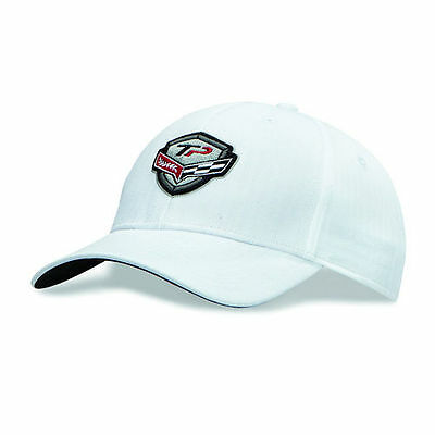 TaylorMade Badge Caps White Or Black