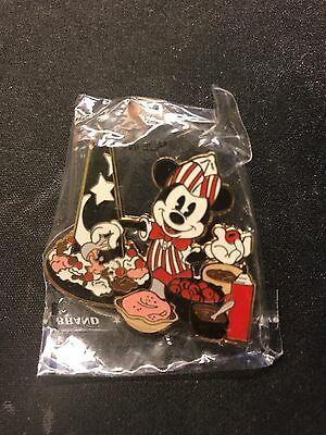 Mickey Mouse Soda Jerk PTD Disney Pin LE 150 DSF DSSH GSF Masterpiece Collection