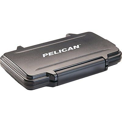 Pelican 0915 Black SD Memory Card Protective Case Replaces 0910, New