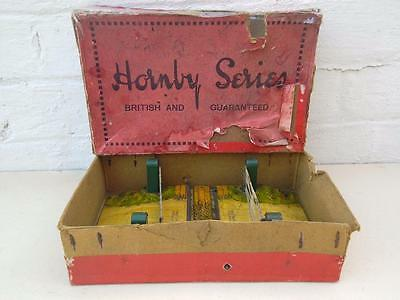 Hornby Trains No.1 Level Crossing Gauge O Boxed