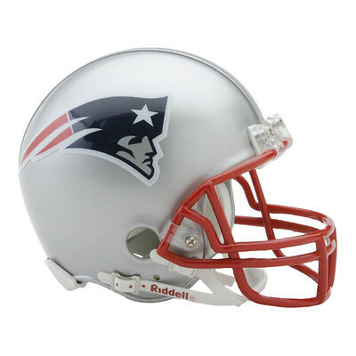NFL Riddell Mini Helm - New England Patriots - American Football - Mini Helmet