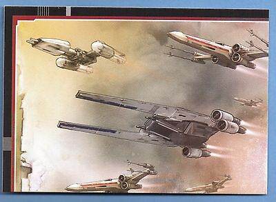 Topps Star Wars Rogue One Karte Nr.120