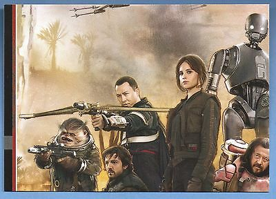 Topps Star Wars Rogue One Karte Nr.123