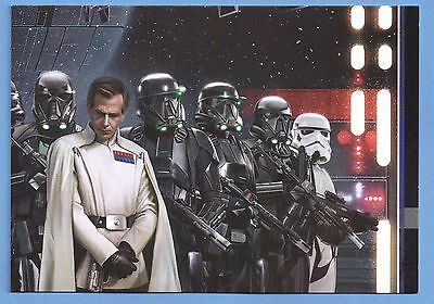 Topps Star Wars Rogue One Karte Nr.125