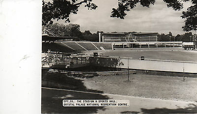 Postcard London Crystal Palace the stadium cpy 35 un posted Frith's