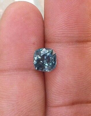 2.06 cts - Dispersive Greenish Blue Spinel With Video!