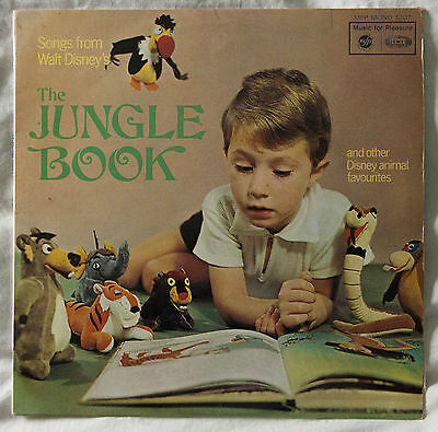 The Jungle Book and other Disney animal favourites (Soundtrack) VINYL