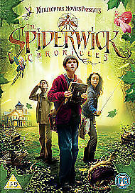 NEW & Sealed The Spiderwick Chronicles DVD