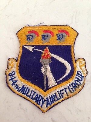 944th Military Airlift Group Patch MAG Insignia USAF Original VINTAGE