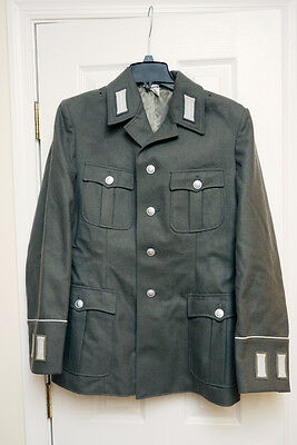 New Old Stock East German NVA Army Uniforms Lot of 3: Jacket, Pants, Jack Boots