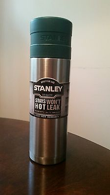 24 Oz.  Stanley Stainless Steel Thermos Bottle--NEW