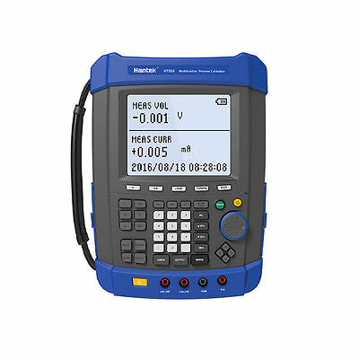 Hantek HT824 Process Calibrator site calibration  industry instruments equipment
