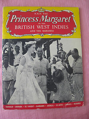 Princess Margaret in the British West Indies & Bahamas: Pictorial guide