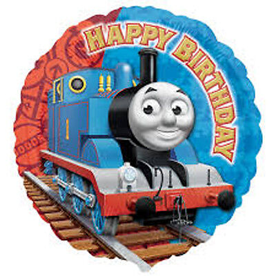 Set Of 12 Personalised  Thomas The Tank Engine  Birthday Cake Bags