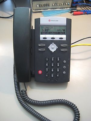 PolycomSoundPointIP 330voip phone. ex-office environment