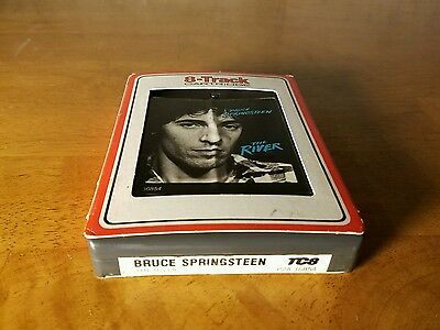 Bruce Springsteen- The River- 8 Track Tape- Tested/Great Condition