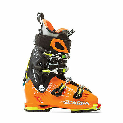 Scarpa Freedom RS Ski Boots Mens Unisex Skiing Footwear New