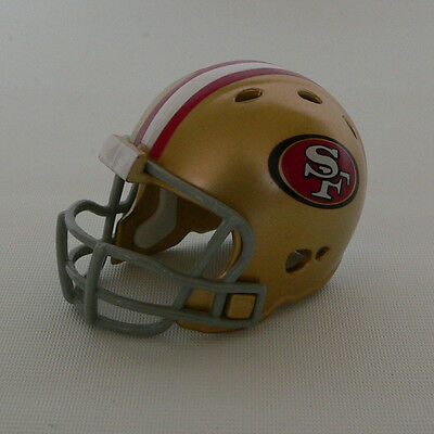 NFL Riddell Mini Helm - San Francisco 49ers - American Football - Mini Helmet