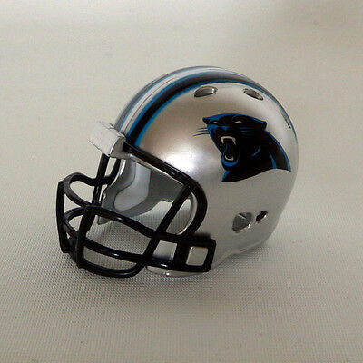 NFL Riddell Mini Helm - Carolina Panthers - American Football - Mini Helmet
