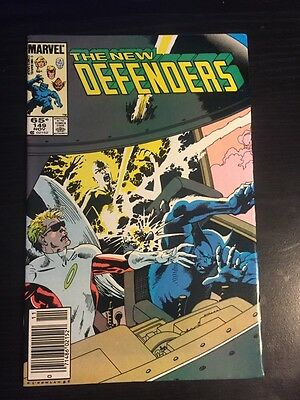 New Defenders #149 Incredible Condition 9.4 (1985) Wow!!