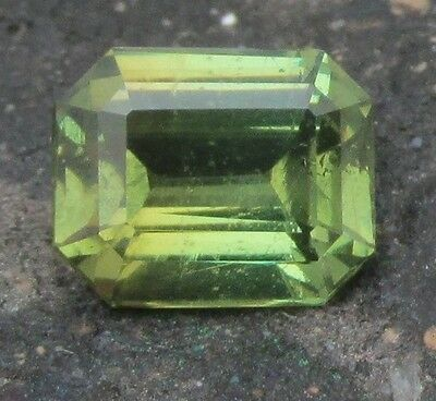 2.06 cts - Very Nice Large Namibia Demantoid Garnet With Video!