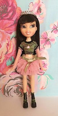 Rare Bratz Princess Jade Doll With Original Clothes and Shoes