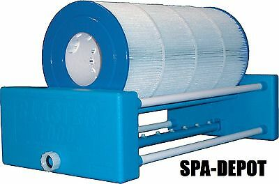 Blaster1000 Whirlpool Pool Filter Cleaner Cleaning Device Whirlpool Filter