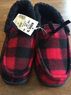 Khol's Slippers Size S New With Tags