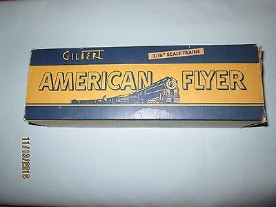Original Box for American Flyer #947 Northern Pacific Refrigerator Car