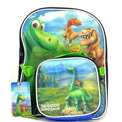 The Good Dinosaur 12 Toddler School Backpack Plus Lunch Bag New