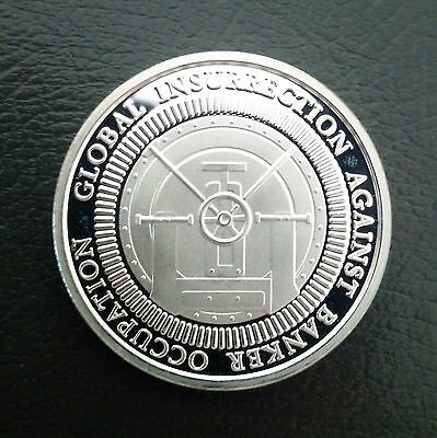 1 oz Keiser Ethical .999 Silver Bullion Round