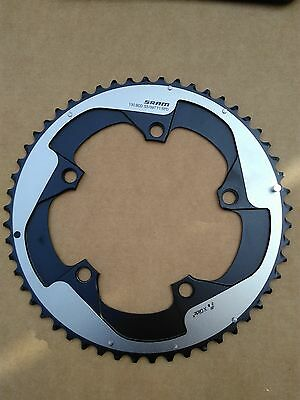 NEW Sram Red 22 53t Chainring 130mm BCD