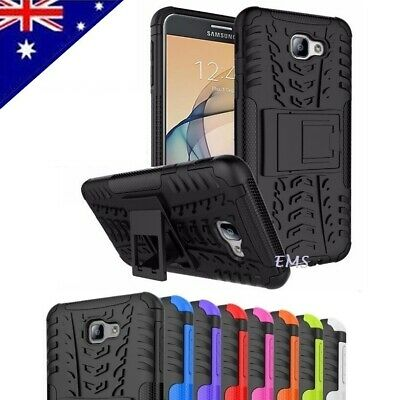 Heavy Duty Tough Strong Case Cover For Samsung Galaxy J5 J7 Prime