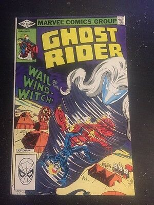 Ghost Rider#66 Incredible Condition 9.0 Layton Cover(1982) Wow!!