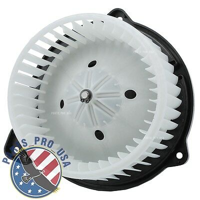 FOR Dodge Ram 1500 2500 3500 Jeep Grand Cherokee Heater Blower Motor w/Fan Cage