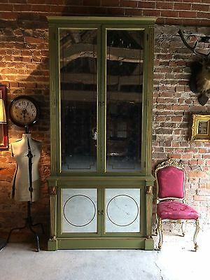 HUGE Mirror Fronted Cabinet Julian Chichester Bespoke One Of a Kind STUNNING