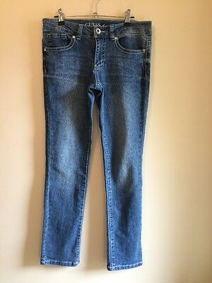 Girls Guess Denim Jeans - Size 14 BNWOT will fit Womens Size 8